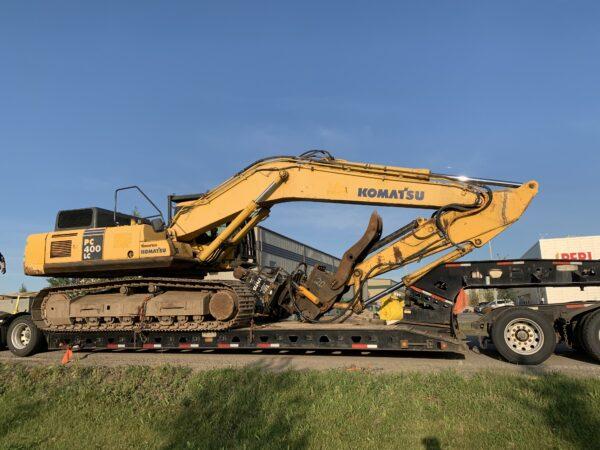 Komatsu 400 Excavator 2 - Drill Hub Leading Dealer in New & Used