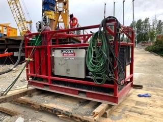 Lincoln Vantage Welders - Drill Hub Leading Dealer in New & Used